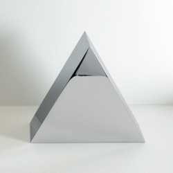 Cremation Urn MIRROR TRIANGLE