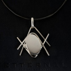 Cremation Jewellery NECKLACE O'MINE